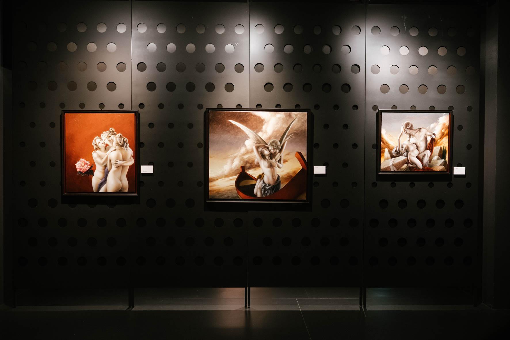 Museo dell 39 automobile for Mostre pittura 2017