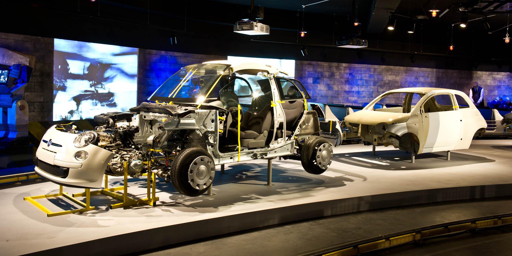 Museo dell 39 automobile for Planimetrie a prezzi accessibili