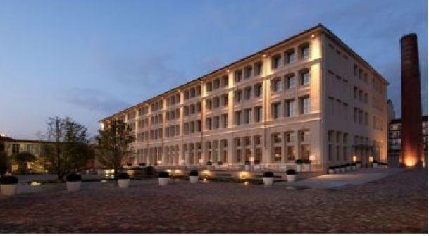 Museo dell 39 automobile for Hotel design torino